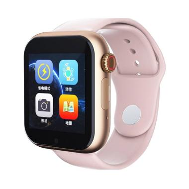 IIT Z6s Bluetooth Smart Watch Touch Screen Sports Wristwatch Support SIM TF Card for Phone