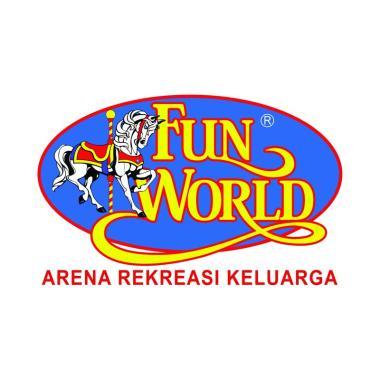 harga Funworld Botani Square - Bogor Top Up Saldo [Rp 250.000] - - - Blibli.com