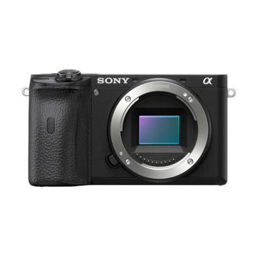Concept Shop - SONY Alpha A6600 Mirrorless Digital Camera Body Only. A 6600
