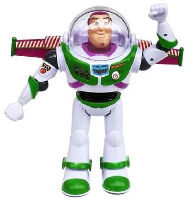 Xio Solution Buzz Lightyear Light Year Toy Story 5 Toys Robot Action Figure