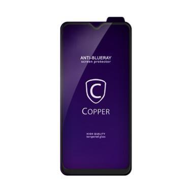 harga Copper Indonesia Blueray Premium Tempered Glass Screen Protector for Vivo S1 [Full Glue] Blibli.com