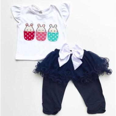 harga THREE LITTLE CATS TUTU SET  baju anak baju bayi perempuan perlengkapan babeebabyshop Blibli.com
