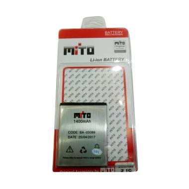 harga Mito Baterai Handphone for Mito BA00089/ Fantasy Lite A80 [Original] Blibli.com