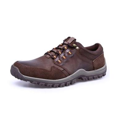 harga AMEEREL Casual Sepatu Gunung Pria [AMR30301] 43 coklat Blibli.com