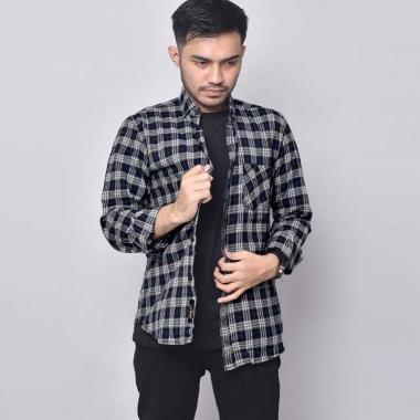 harga Bsg_fashion1 Kemeja Pria Lengan Panjang Casual [6302] Blibli.com