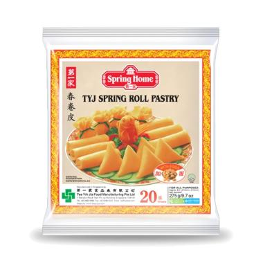 harga SPRING HOME Pastry Kulit Lumpia Spring Rol [20S] Blibli.com