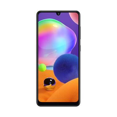 Samsung Galaxy A31 Smartphone [6 GB/ 128 GB] Prism Crush Black