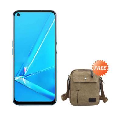 Oppo A92 Smartphone [8 GB/ 128 GB] + Free Tas Slempang