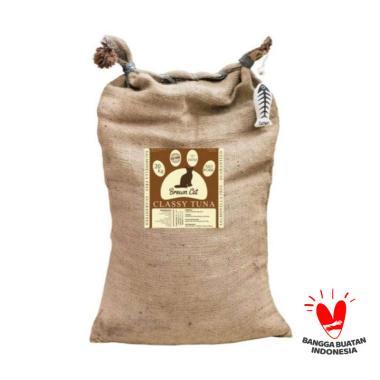 harga Brown Pet & Co BrownCat Rasa Tuna [20 Kg] Blibli.com