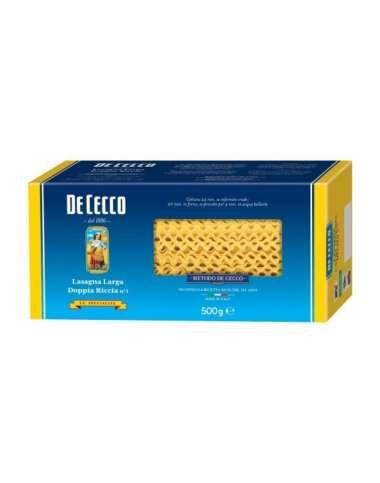 harga De Cecco Lasagna Larga Doppia Blibli.com