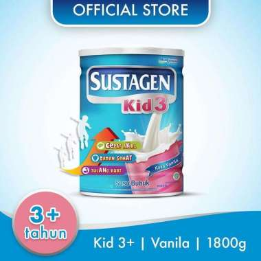 Sustagen Kid 3+ Vanila Susu Formula [1800 g]