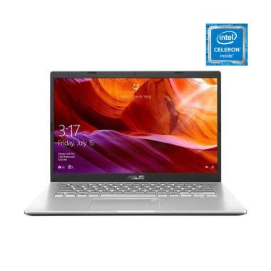 Asus A409MA-BV111T Notebook - Silver [N4000/UMA/4GB/1TB/14 Inch HD/Win10]