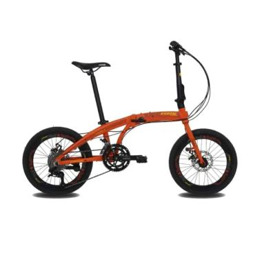 EXOTIC Sepeda Lipat Explorer 8.0 [20 Inch] Limited Edition