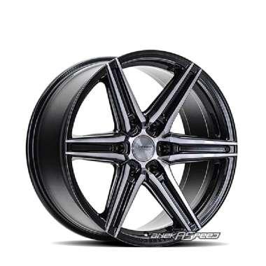 harga Vossen HF6-2 R20x9.5 ET15 - PCD 6x139.7 Tinted Gloss Black | Velg Mobil ORI Blibli.com