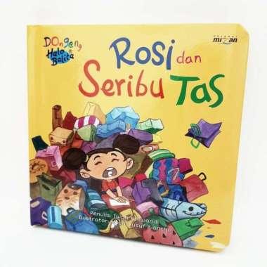 harga BBW DONGENG HALO BALITA ROSI DAN SERIBU TAS BOARDBOOK Multicolor Blibli.com