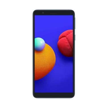 Samsung Galaxy A01 Core [2/32 GB] Garansi SEIN Blue