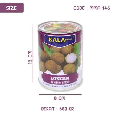 harga BALA LONGAN KELENGKENG KALENG 565 gr Blibli.com