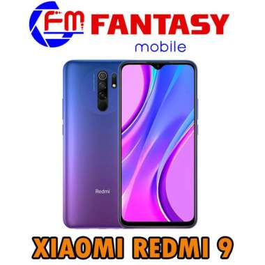 harga XIAOMI REDMI 9 4/64GB -Garansi Resmi Xiaomi Indonesia- PURPLE Blibli.com
