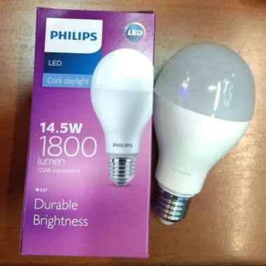 harga Philips LED Bulb 14.5 Watt - 6000 K (Putih) PUTIH Blibli.com
