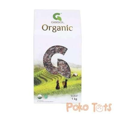harga Gasol Beras Organic 1kg Beras Putih Merah dan Hitam Organik Blibli.com