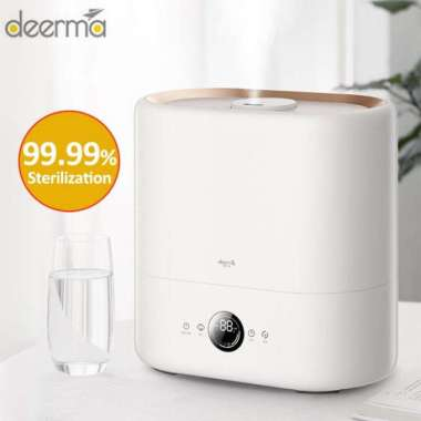 DEERMA DEM-ST636 Diffuser Air Humidifier UV-C Sterilization Lamp 4.5L Multicolor