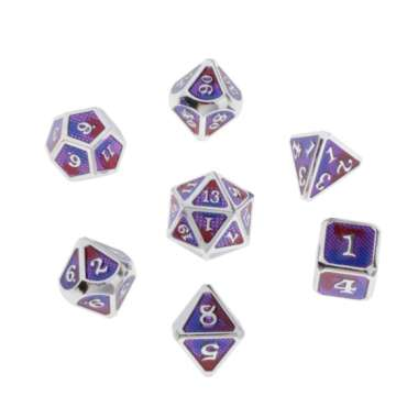 14x Polyhedral Dices Dies for Party Game   Casino Supplies