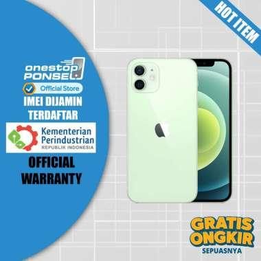 harga Apple iPhone 12 Mini 64GB - Garansi Apple Internasional - New BNIB GREEN Blibli.com