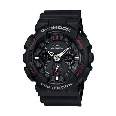 Casio G-Shock GA-120-1A Karet Jam Tangan ...