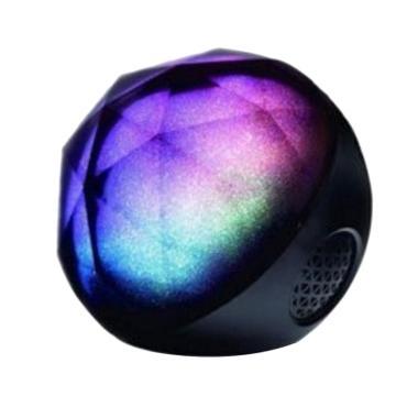 Optimuz Color Ball Bluetooth Speaker - Hitam