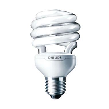 Philips Lampu Tornado - Putih [8 Watt]