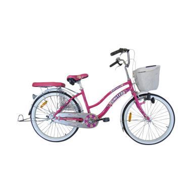 Element Edelweiss Sepeda Keranjang [24 Inch]