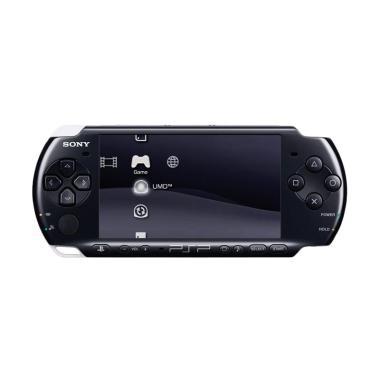 Sony PSP Slim 3000 Game Console + Free MC 8 GB + Games