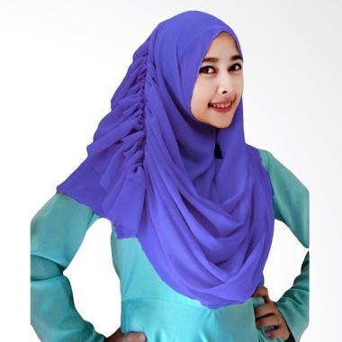 Milyarda Hijab Cassanova - Biru Tua