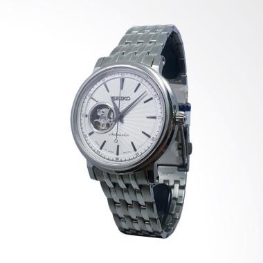 Seiko Automatic Jam Tangan Pria - Silver 151045