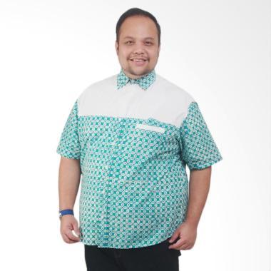 WGB Batik Big Kawung Garut Kemeja Batik