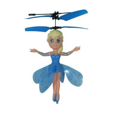 Frozen Flying Beautiful Frozen Elsa Mainan Boneka