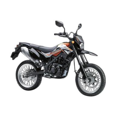 Kawasaki D-Tracker Sepeda Motor - Orange