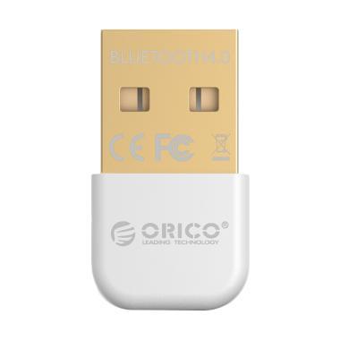 harga ORICO BTA-403 USB Bluetooth Adapter 4.0 - Putih Blibli.com