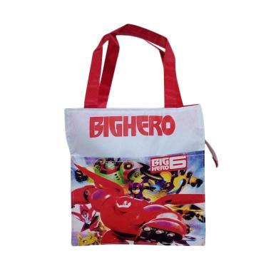 uNiQue Jinjing Karakter Big Hero Goodie Bag - Merah