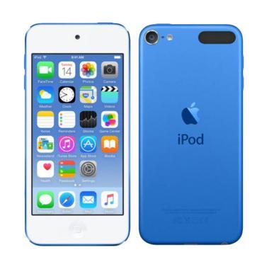 Jual Apple iPod Touch 6 16 GB Portable Player - Blue Harga Rp 3319000. Beli Sekarang dan Dapatkan Diskonnya.
