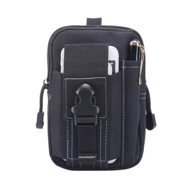 Tas Pinggang For Outdoor Activities - Black