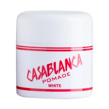 ULASAN Casablanca Pomade Minyak Rambut – White [50 g] Terpopuler
