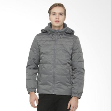 COLDWEAR 15644 Men Winter Down Jacket - Char
