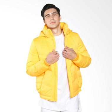 COLDWEAR 15643 Winter Down Jacket Pria - Yellow