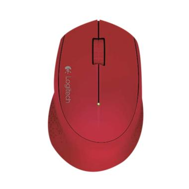 ec5381f84d2 Jual Logitech M 331 Wireless USB Mouse - Merah Terbaru - Harga Promo ...