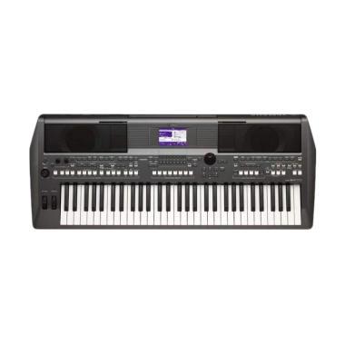 harga Yamaha PSR S670 Portable Arranger Keyboard Blibli.com