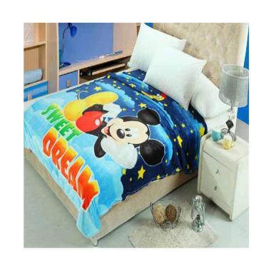 Chelsea Mickey Sweet Dream Selimut [150x200 cm]