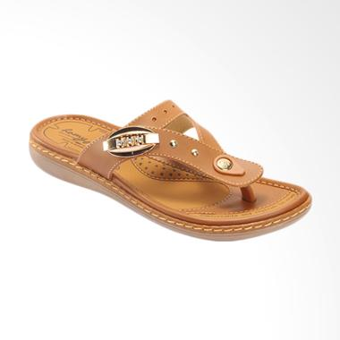 Homyped Nicole-B 32 L Sandal Wanita - Brown