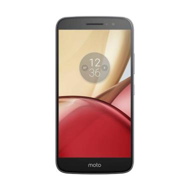 Motorola Moto M Smartphone - Grey