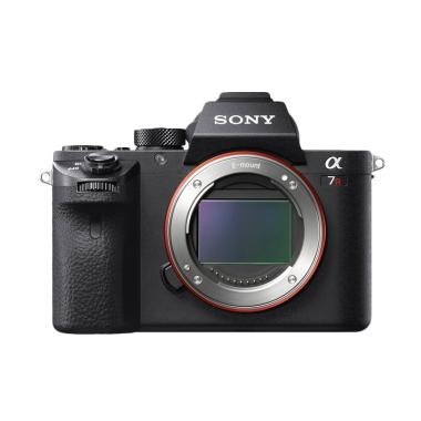 Sony A7RII Kamera Mirroless [Body Only]